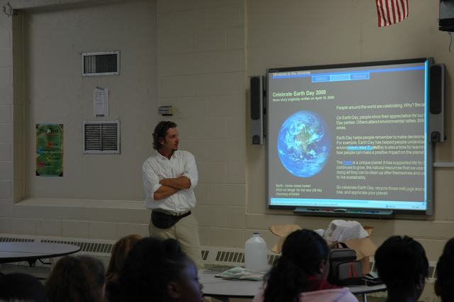 Colleton Middle School Presentation